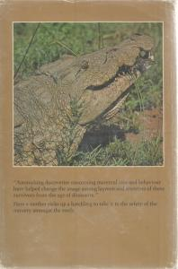 Back Cover of Discoveries of a Crocodile Man by Tony Pooley