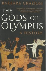 Front Cover of The Gods of Olympus by Barbara Graziosi