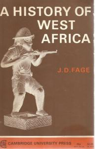 Front Cover of A History of West Africa by J D Fage