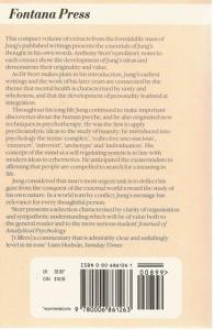Back Cover of Jung: Selected Writings selected and introduced by Anthony Storr