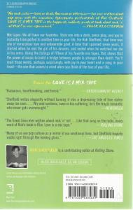 Back Cover of Love is a Mix Tape by Rob Sheffield