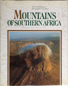 Front Cover of Mountains of South Africa by David Bristow