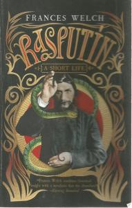 Front cover of Rasputin by Frances Welch