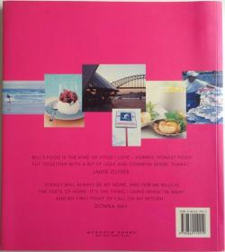 Back Cover of Sydney Food by Bill Granger