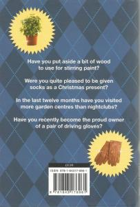 Back cover of Are You Turning into Your Dad? by Joseph Piercy