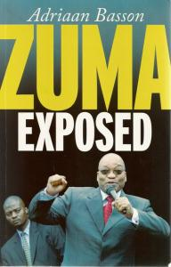 Front Cover of Zuma Exposed by Adriaan Basson
