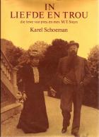 Front Cover of In Liefde en Trou by Karel Schoeman
