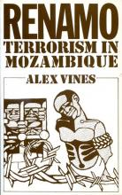 image of Renamo by Vines, Alex