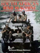 Front cover of South African War Machine by Helmoed-Romer Heitman