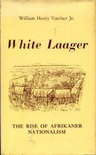 Front cover of White Laager by William Henry Vatcher Jr.