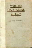 Front cover of With the Da Gamas in 1497 by E. Forbes Robinson