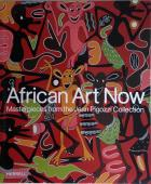 Front cover of African Art Now by Andre Magnin and others