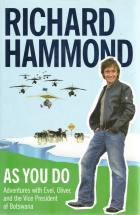 Front cover of As You Do by Richard Hammond