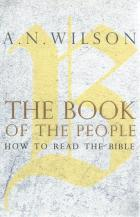 Front Cover of The Book of the People by A N Wilson
