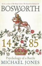 Front cover of Bosworth 1485 by Michael Jones