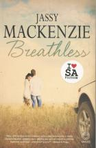 Front cover of Breathless by Jassy Mackenzie