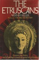 Front Cover of The Etruscans by Werner Keller