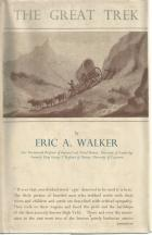 Front cover of The Great Trek by Eric A Walker