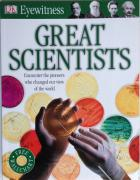 Front cover of Great Scientists by Jacqueline Fortey