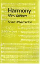 Front Cover of Harmony by Annie O Warburton
