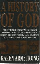 Front Cover of A History of God by Karen Armstrong