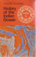 Front Cover of History of the Indian Ocean by Auguste Toussaint