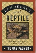 Front Cover of Landscape with Reptile by Thomas Palmer