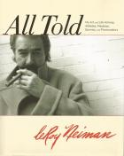 Front cover of All Told by Leroy Neiman
