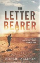 Front cover of The Letter Bearer by Robert Allison