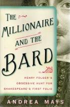 Front cover of The Millionaire and the Bard by Andrea Mays