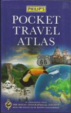 Front cover of Pocket Travel Atlas by Phillip's