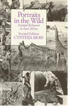 Front Cover of Portraits in the Wild by Cynthia Moss