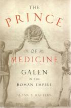 Front cover of The Prince of Medicine by Susan P Mattern