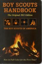 Front cover of Boy Scouts Handbook by Boy Scouts of America