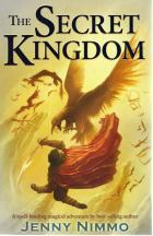 Front cover of The Secret Kingdom by Jenny Nimmo