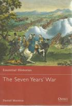 Front Cover of The Seven Years' War by Daniel Marston