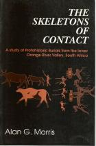 Front Cover of The Skeletons of Contact by Alan G Morris