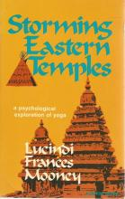 Front cover of Storming Eastern Temples by Lucindi Frances Mooney