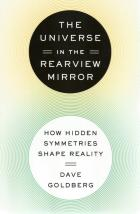 Front cover of The Universe in the Rearview Mirror by Dave Goldberg