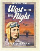 Front Cover of West with the Night by Beryl Markham