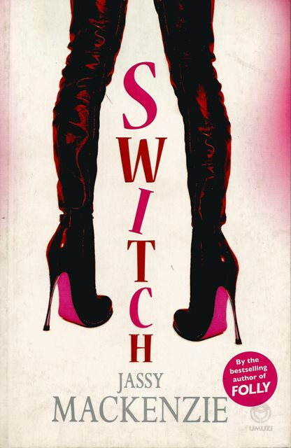 Front cover of Switch by Jassy Mackenzie