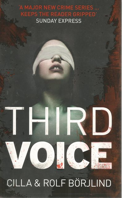 Front cover of Third Voice by Cilla & Rolf Borjlind