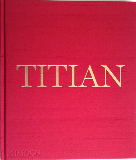 Front cover of Titian by Peter Humfrey
