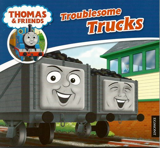 Front cover of Thomas & Friends: Troublesome Trucks by W. Awdry