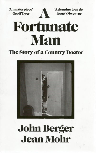 Front cover of A Fortunate Man by John Berger