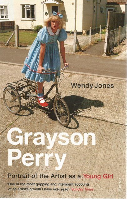Front cover of Grayson Perry by Wendy Jones