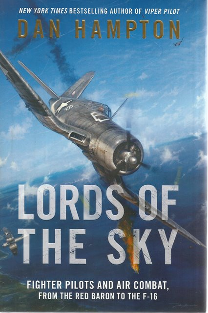 Front cover of Lords of the Sky by Dan Hampton