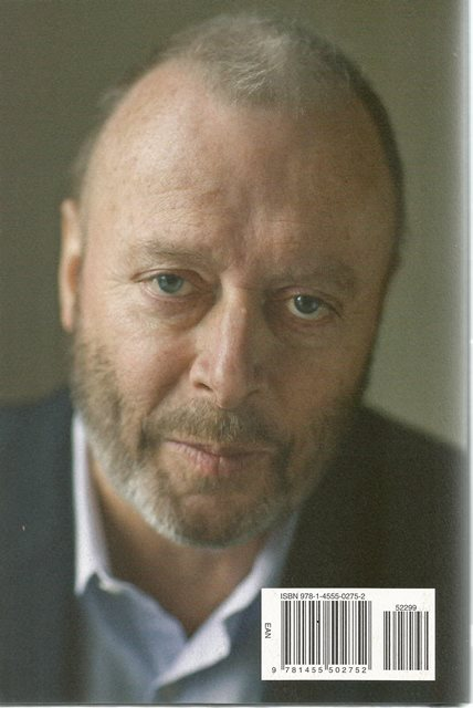 Back cover of Mortality by Christopher Hitchens