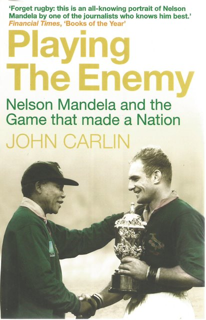Front Cover of Playing the Enemy by John Carlin