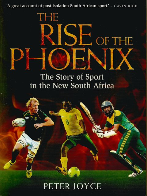 Front cover of The Rise of the Phoenix by Peter Joyce